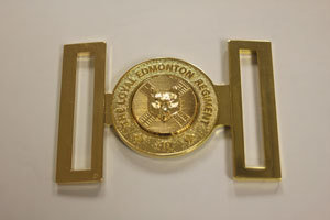 Brass Buckle - Web Belt