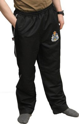 Medium - Black Track Suit - Pants