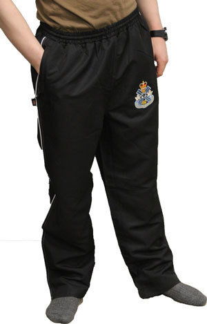 Large - Black Track Suit - Pants