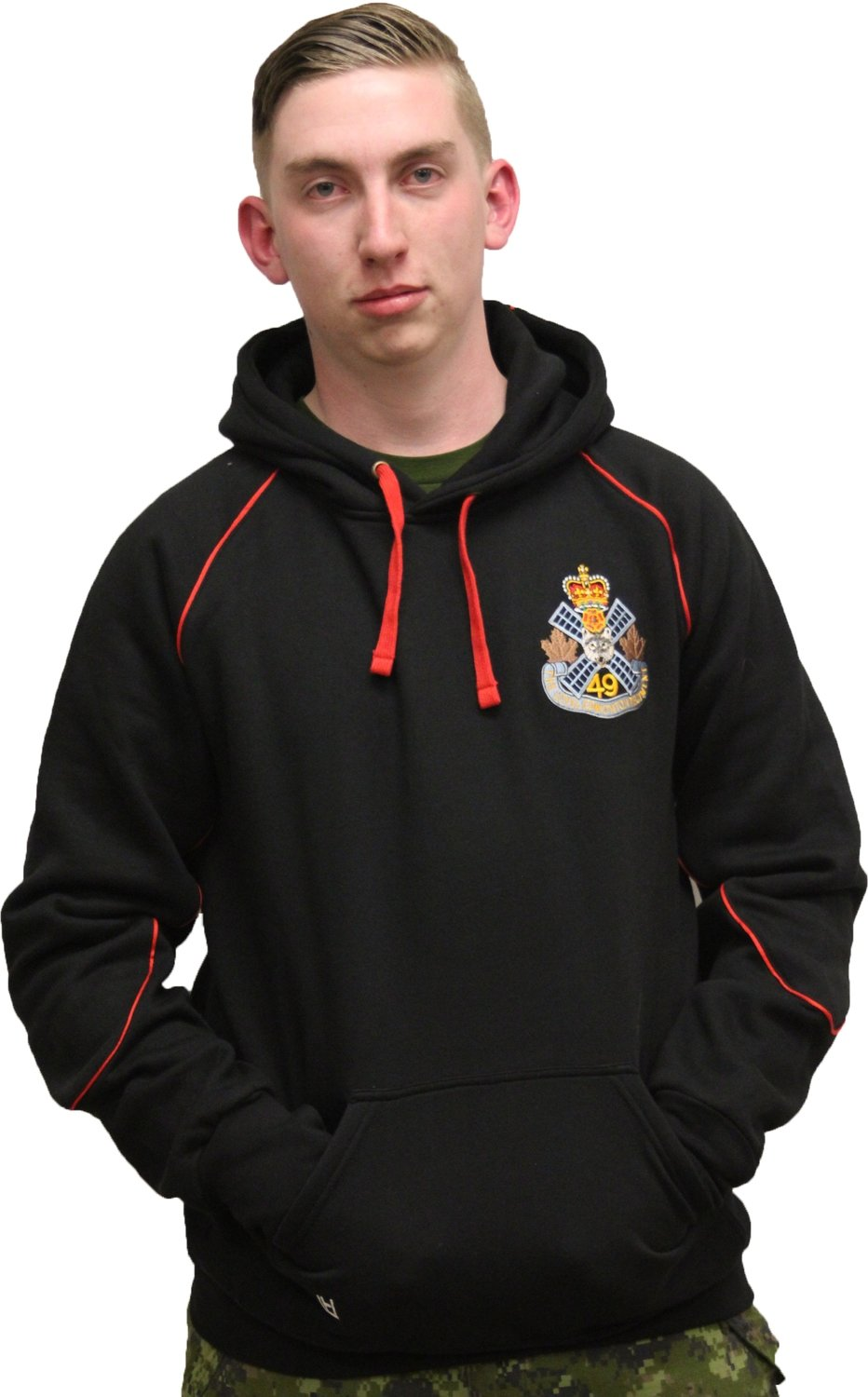 XL - Lionheart Athletic Hoody