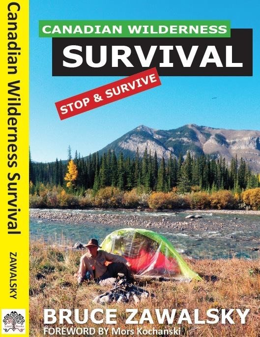 Canadian Wilderness Survival - Bruce Zawalsky