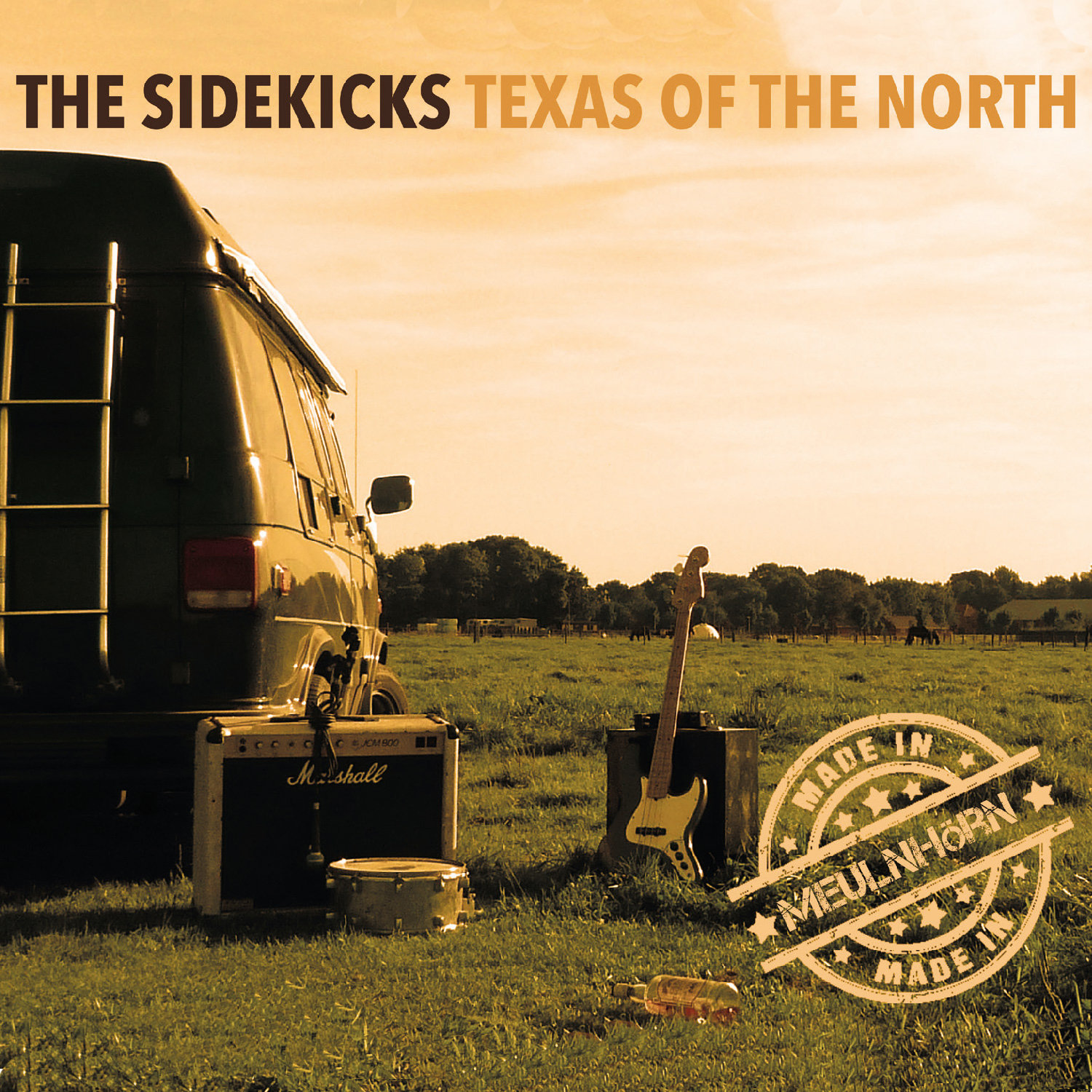 CD Texas of the North (2017)