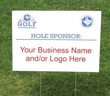 Golf Open - Hole Sponsor