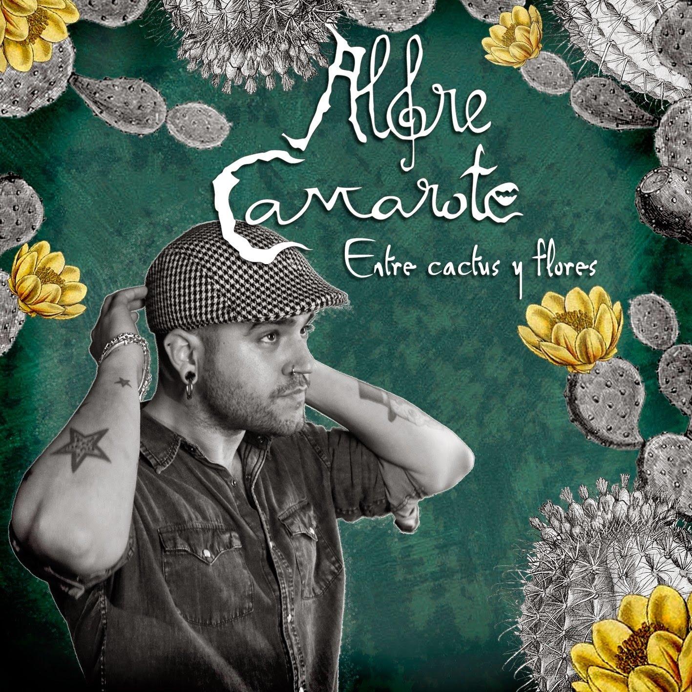 Disco Entre Cactus y Flores ALF06