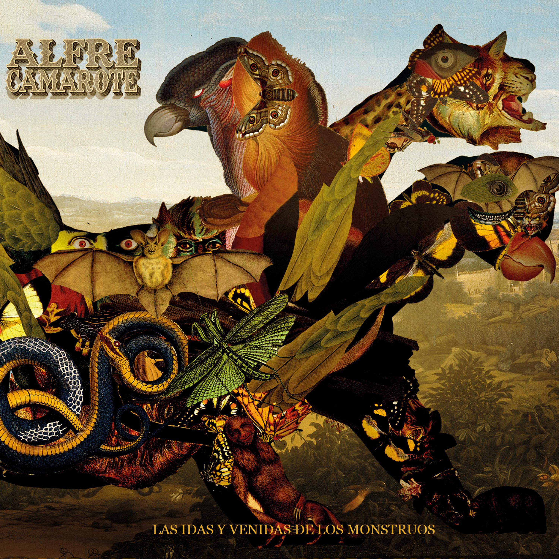 Disco 'Las Idas Y Venidas De Los Monstruos' ALF07
