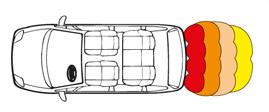 Kite sensori di parcheggio Phonocar Entry level