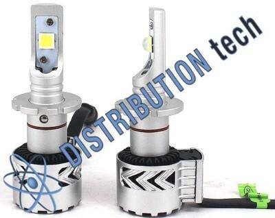 Kit conversione fari H8-H9-H11-H16 mono led per fari lenticolari