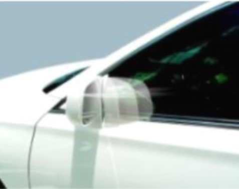 Modulo controllo chiusura specchi Nissan Qashqai (J10) Plug and Play DT011A