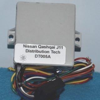 Modulo controllo specchi specifico Nuovo Nissan Qashqai J11 DT005A