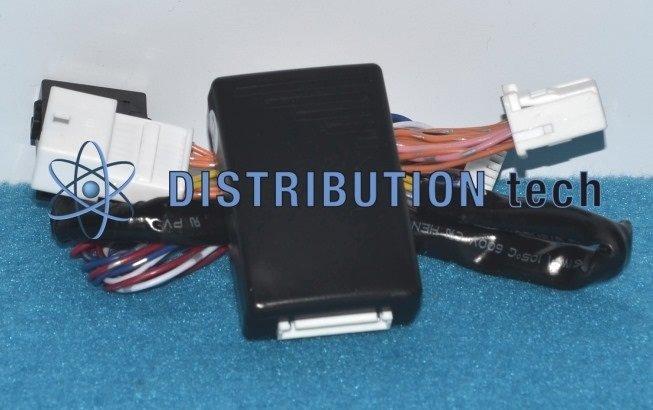 Modulo controllo chiusura specchi Nuova Nissan Qashqai (J11) Plug and Play DT007A