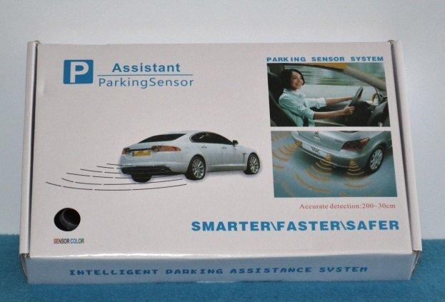 Sensori di parcheggio a 4 capsule filo paraurti PS200A