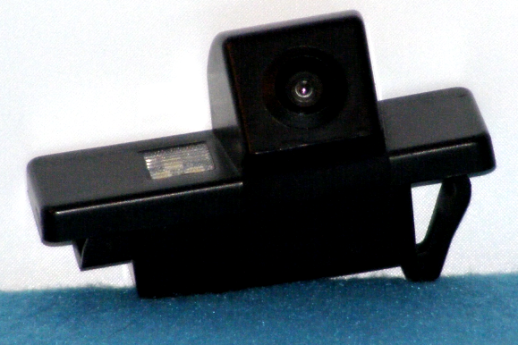 Retrocamera NISSAN QASHQAI RC005A