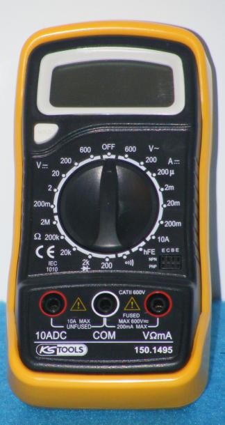 Multimetro digitale