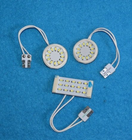 Kit luci interne a led per Fiat 500 X LIL500X