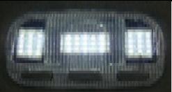 Luci interne a led per Citroen C3 Picasso Ant. Mod.12100
