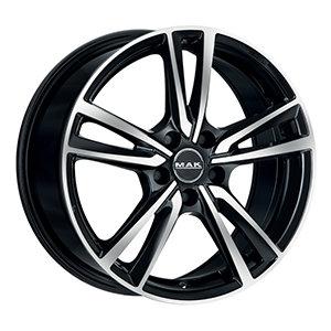 Set cerchi in lega MAK per Toyota Rav4 2013> 17'
