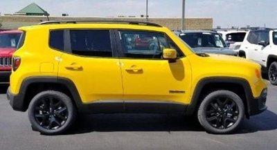 Modulo controllo chiusura specchi compatibile Jeep Renegade