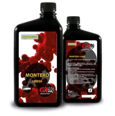 5 litri Syneco Montero 10W50