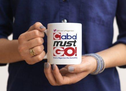 Cabal Must Go Colored Mug 00008