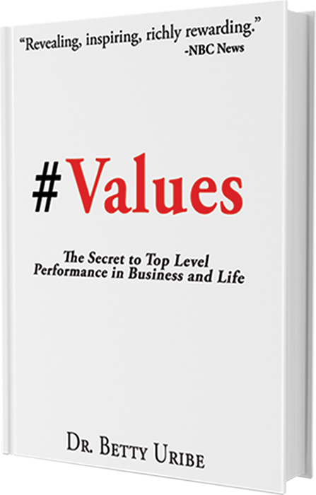 #Values | The Secret To Top Level Performance  In Business and Life