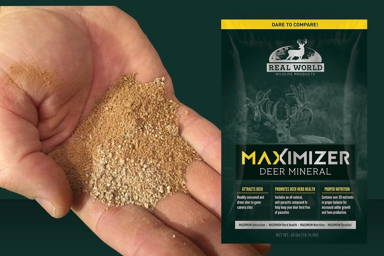 RWWP Maximizer Plus Mineral