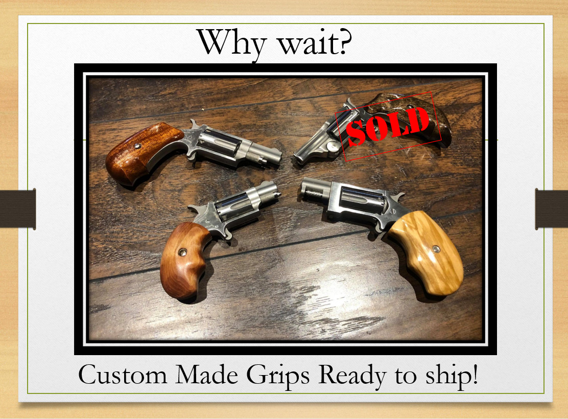 Why wait for Custom? These ship now!