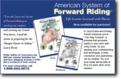 American System of Forward Riding DVD Vol 1