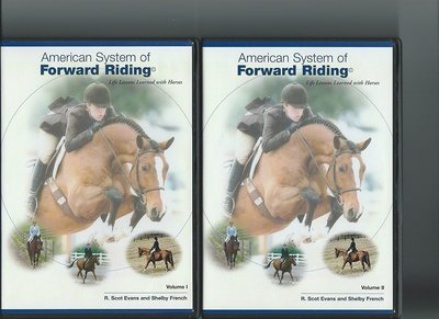 American System of Forward Riding DVD Vol 1 and 2