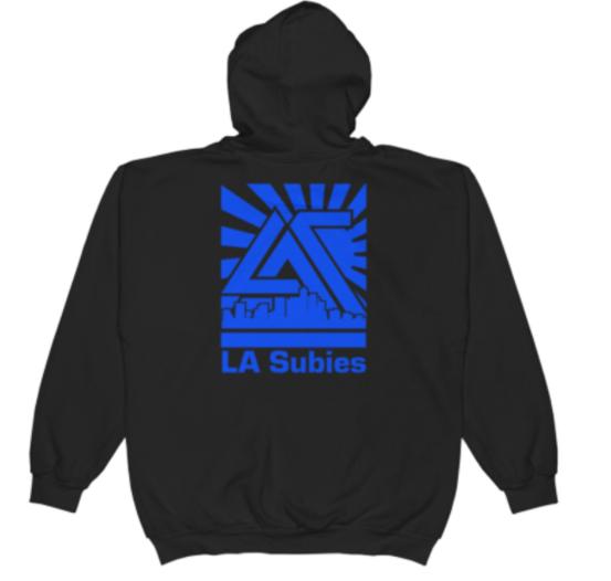 Zip Up in LA Subies
