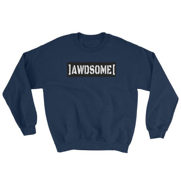 AWDsome Bracket Sweatshirt