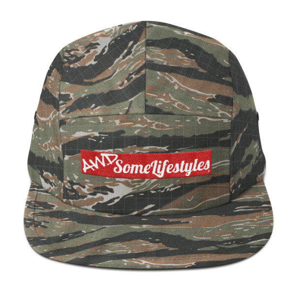 Classic AWDsome Five Panel Cap
