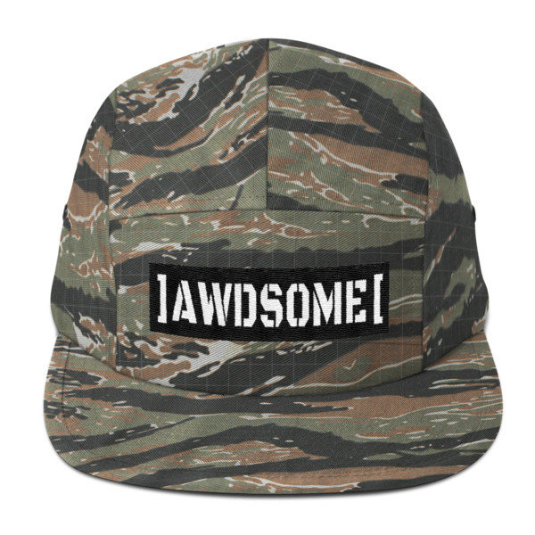 AWDsome Brackets Five Panel Cap