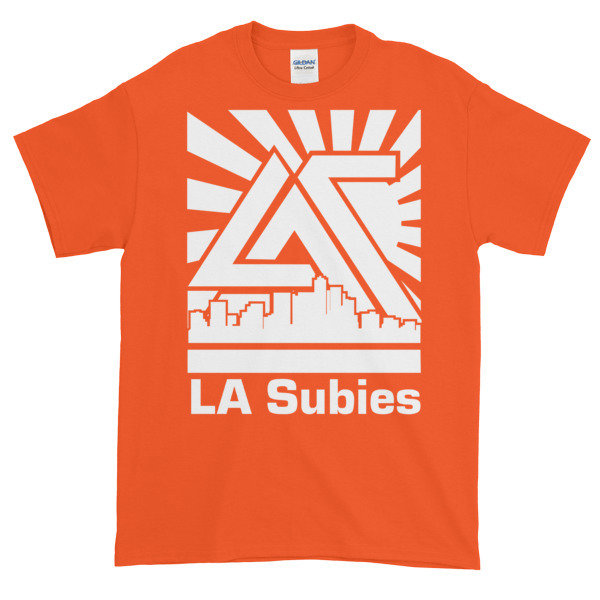 Short-Sleeve T-Shirt LA Subies