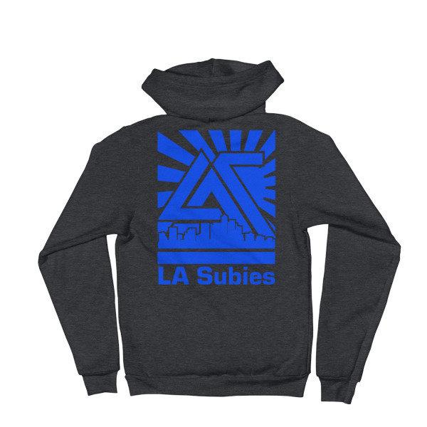 Hoodie sweater LA Subies