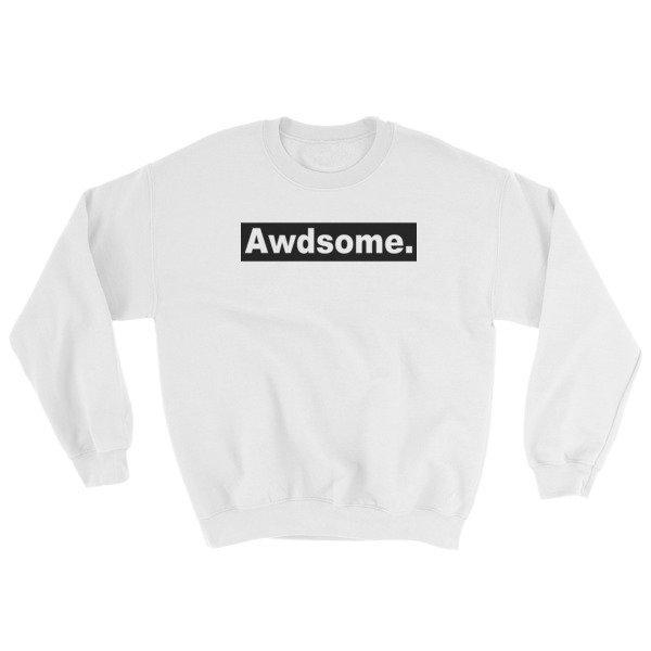 Sweatshirt AWDsome Block