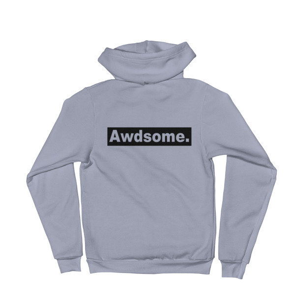 Hoodie sweater AWDsome Block
