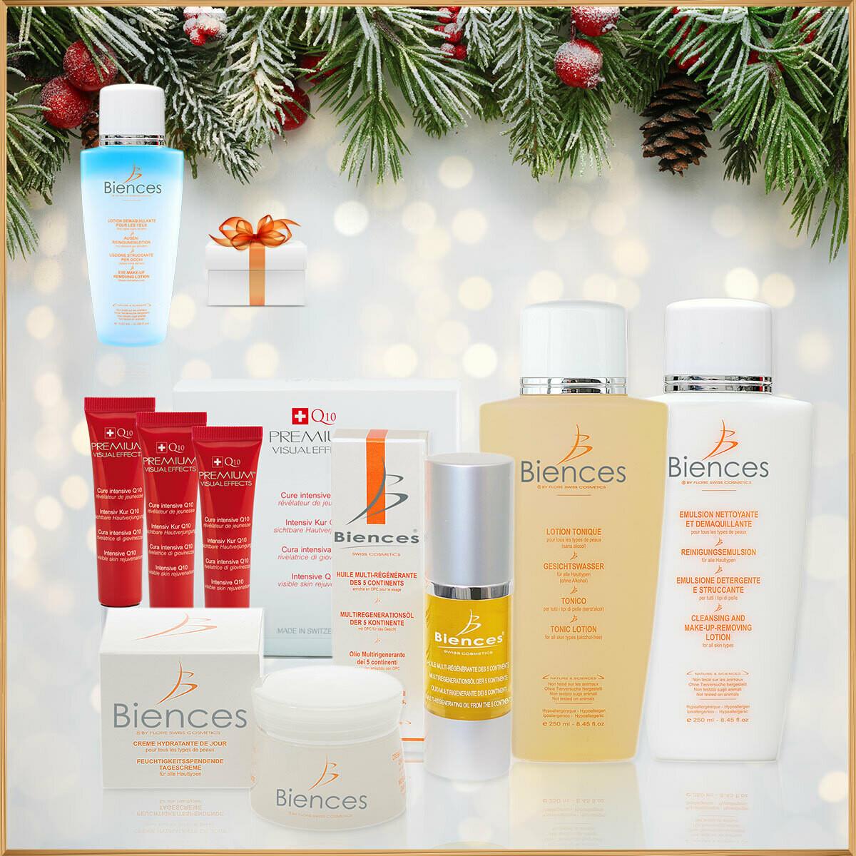 Set de Noël #2   5 produits visage & 1 cadeau