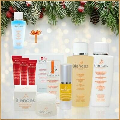 Set de Noël #2 | 5 produits visage & 1 cadeau