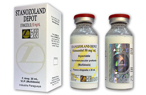 STANOZOLAND DEPOT 50MG/30ML