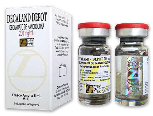 DECALAND DEPOT 200MG/5ML