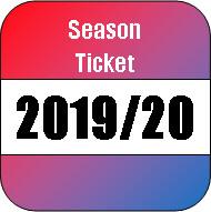 2019/20 Season TIcket