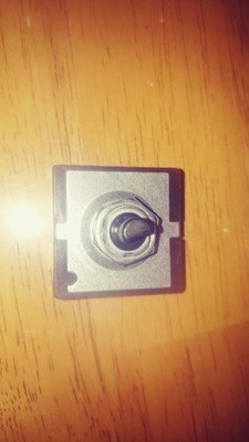 3 Speed Switch (Square)