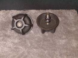 Fisher Draft Knobs
