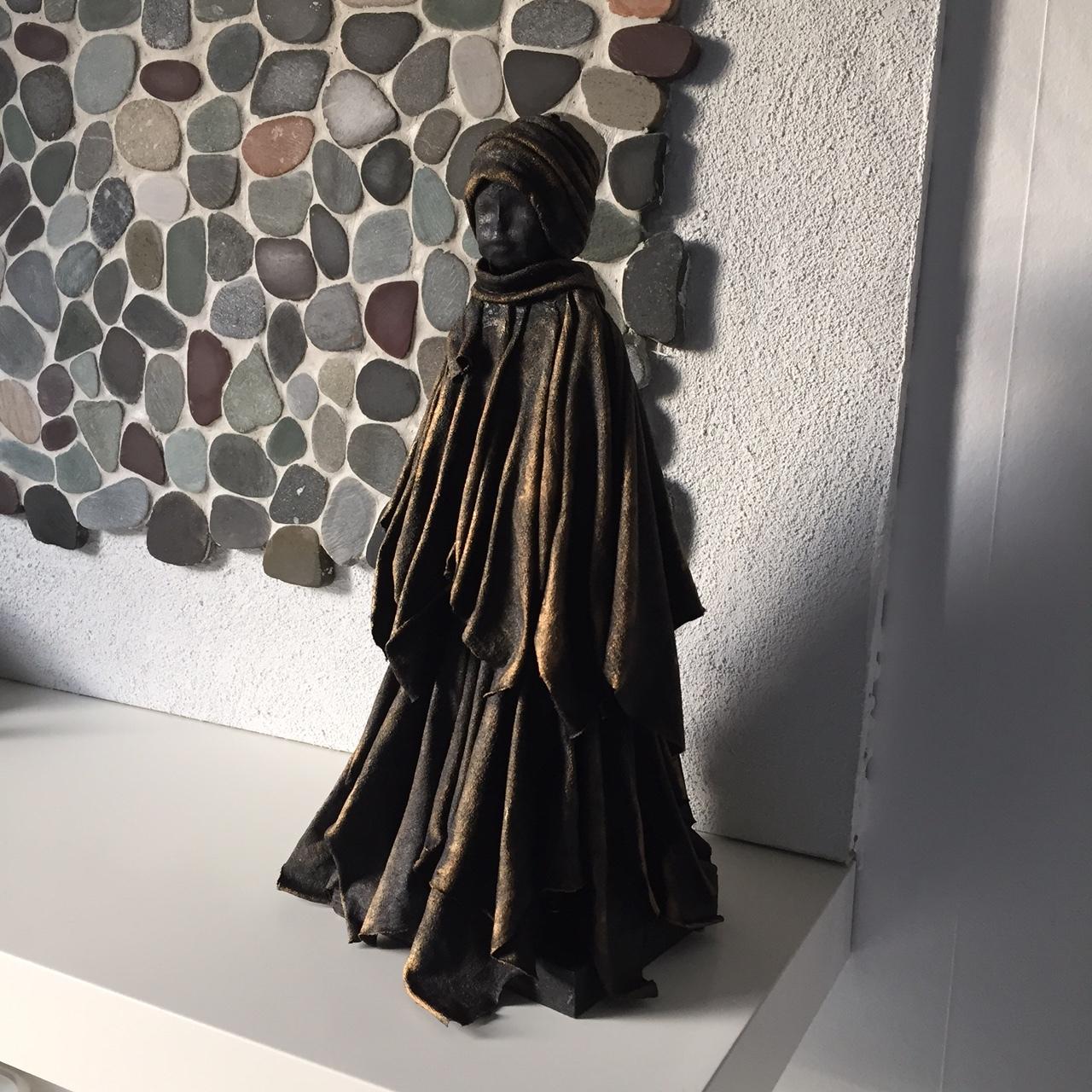 """Skulptur """"Herden"""" S-0004"""