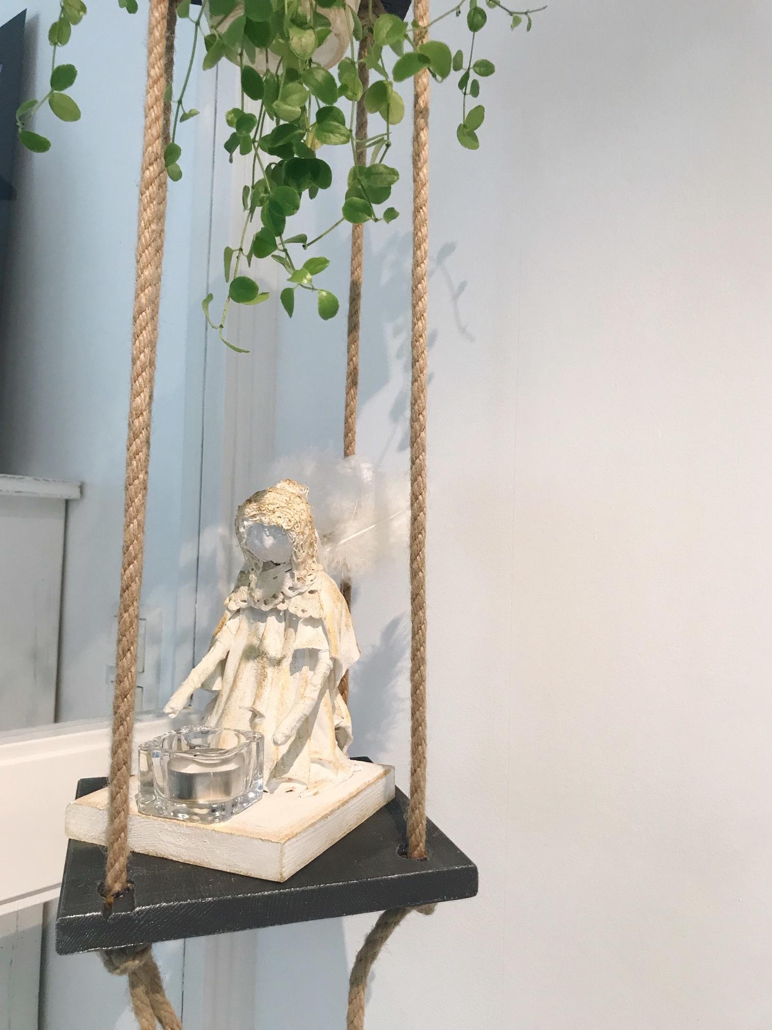 "Skulptur ""Ängel"" S-00002"