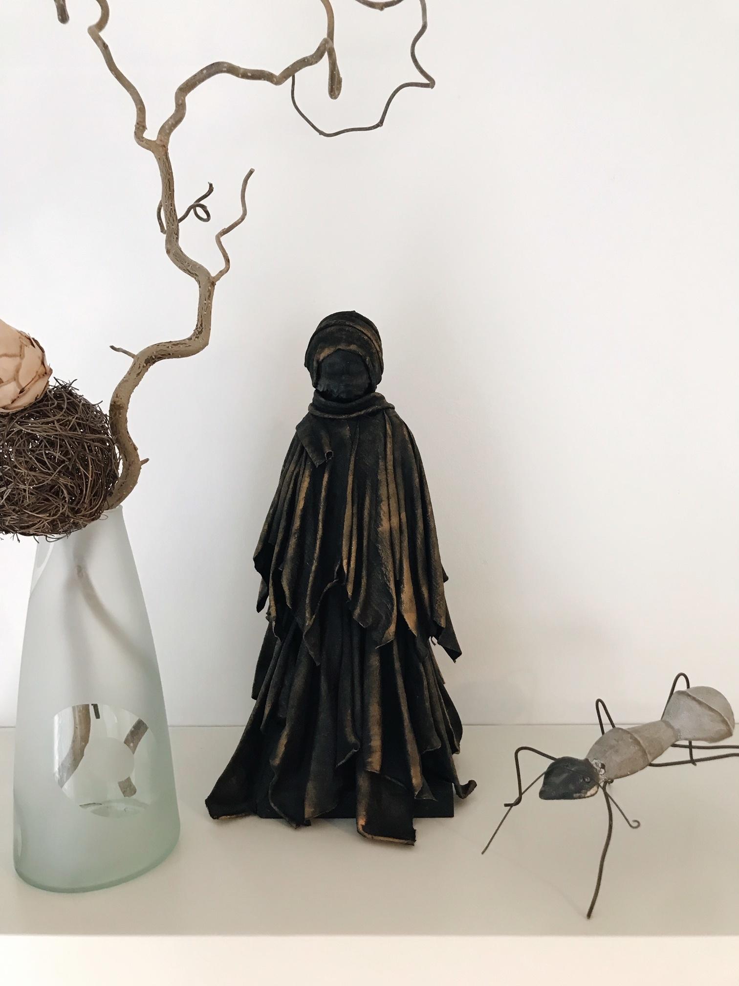 """Skulptur """"Herden"""""""