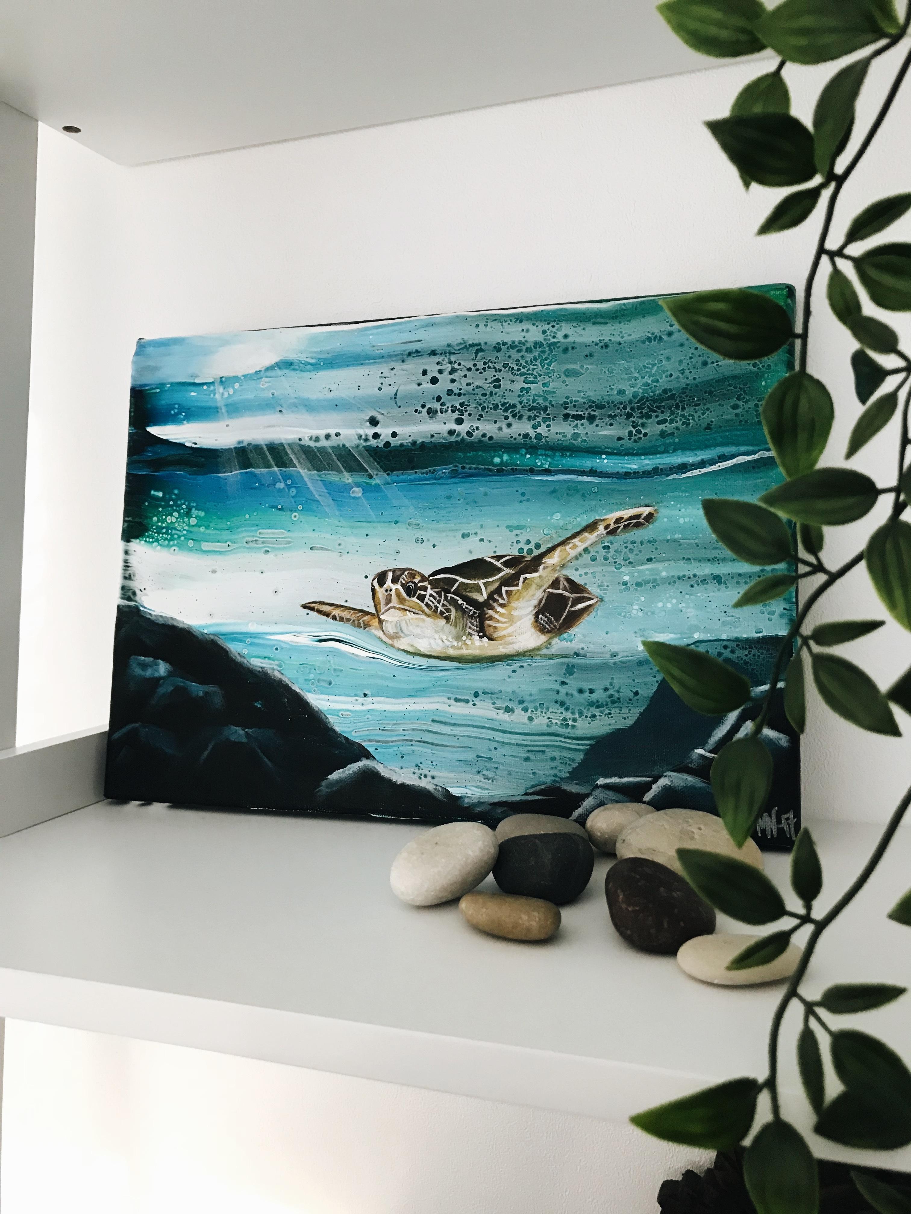 Tavla Sköldpadda