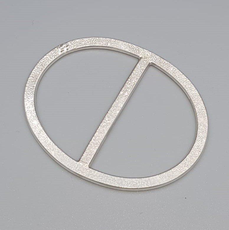 Zilveren sjaalring - Tell TELL_004005_PRI_877