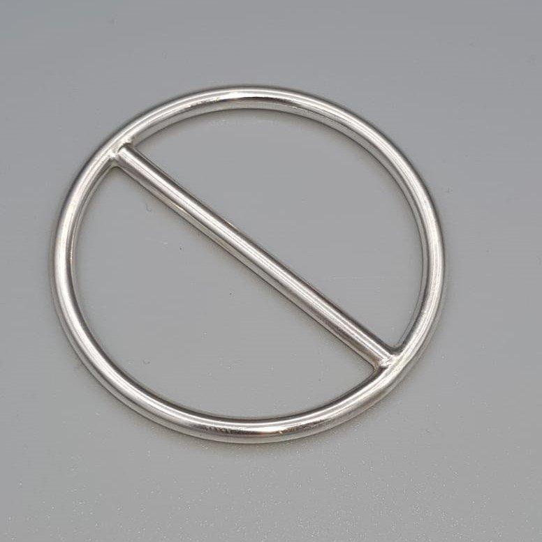 Zilveren sjaalring - Tell TELL_004004_SMO_877