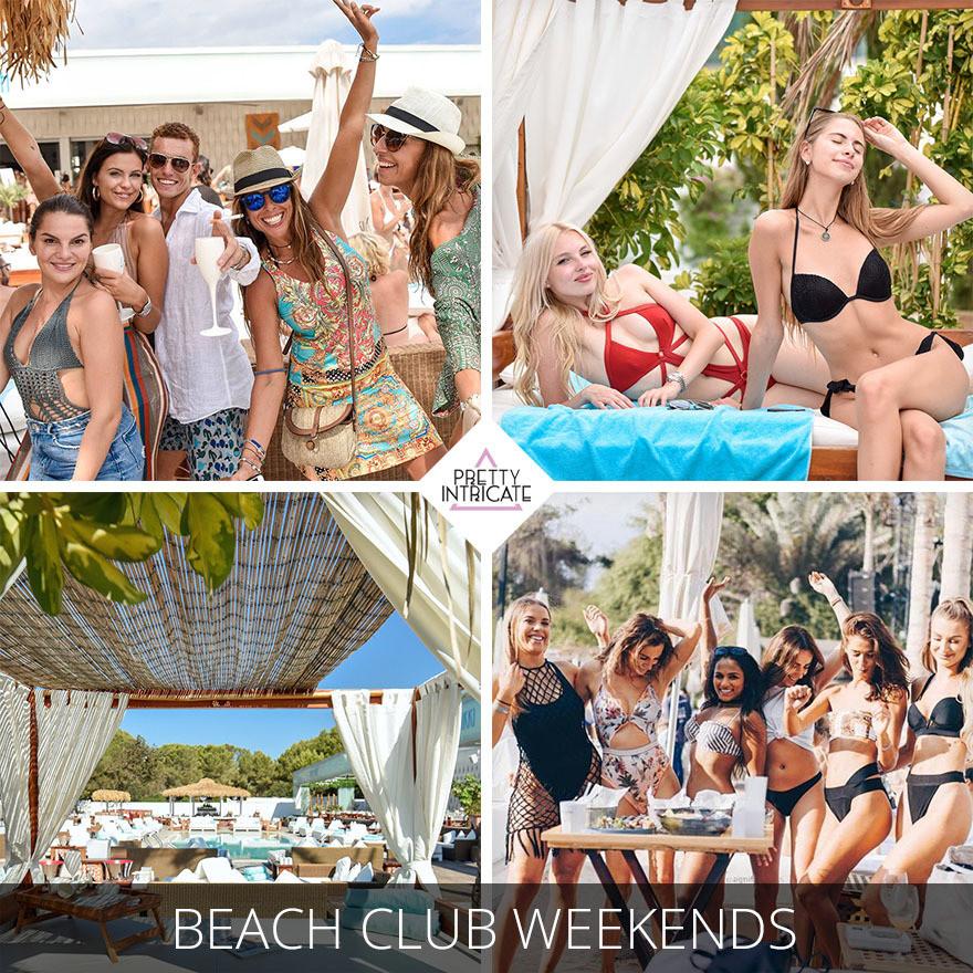 Beach Club Weekends